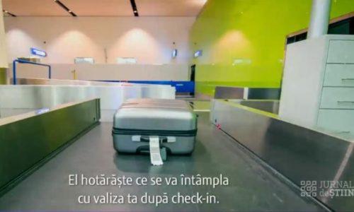 Unde ajunge valiza ta după check-in